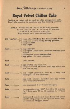 Page 9 - Royal Velvet Chiffon Cake - Click To View Large