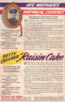 Back Top Copy - Betty Crocker Wartime Meals