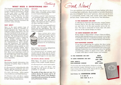 Pages 24 & 25 - What Does A Shortening Do? - Click To View Larger