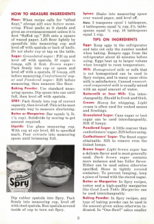 Page 3 - How To Measure Ingredients - Click To View Larger