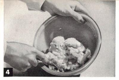 Stir Ingredients Quickly