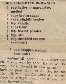 how to make butterscotch scrolls