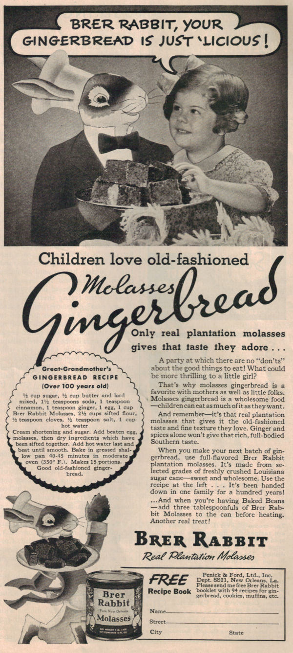 Favorite Old Fashioned Gingerbread Recipes — Dishmaps
