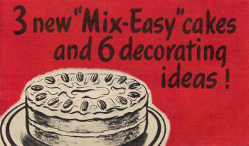 Mix-Easy Cakes & Decorating Ideas