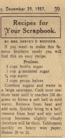 Classic Southern Pralines Recipes — Dishmaps