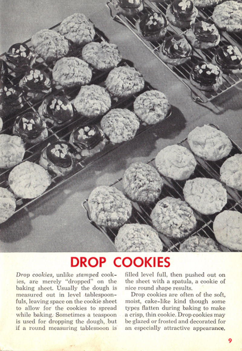 Drop Cookies – Aunt Jenny\'s Old-Fashioned Christmas Cookies ...