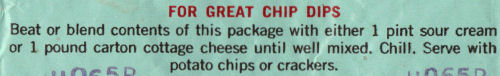 Great Chip Dips Recipe