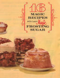 Cover of Magic Recipes Booklet