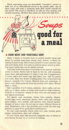Soups Good For A Meal - Page 11