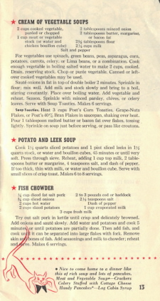 Soups Good For A Meal - Page 13