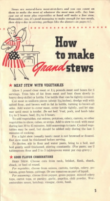 How To Make Grand Stews - Page 5