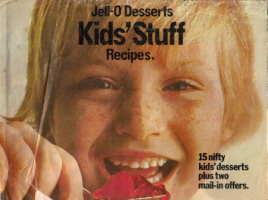 Jello Kid's Stuff Dessert Recipes