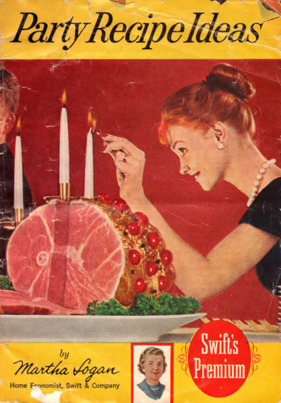 Party Recipe Ideas, 1962