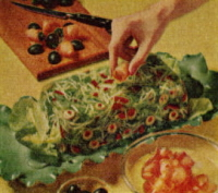 Perfection Salad - Vintage Recipe