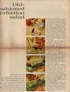 Old-Fashioned Perfection Salad - Click To View Larger