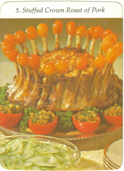 Stuffed Crown Roast Of Pork 171 Recipecurio Com