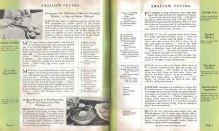 Shallow Frying: What Shall I Cook Today? Click To View Larger