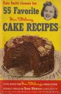 Kate Smith Chooses Her 55 Favorite Cake Recipes