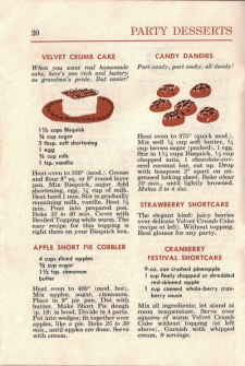 Page 20 - Party Desserts - Click To View Larger