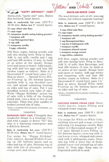 Page 16 - Yellow & White Cakes - Click To View Larger