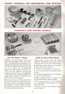 Page 2 - Handy Utensils For Measuring & Mixing - Click To View Larger