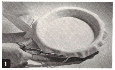 Fit Dough Gently Down Into Pan
