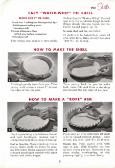 Page 9 - Easy Water-Whip Pie Shell