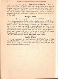 Beef Juice - The Enterprising Housekeeper - Click To View Larger
