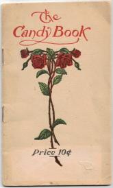 The Candy Book - 1910 - RecipeCurio.com