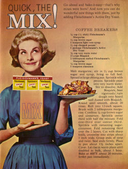 Vintage Coffee Breakers Recipe - Click To View Larger