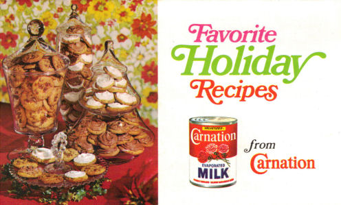 Carnation's Favorite Holiday Recipes