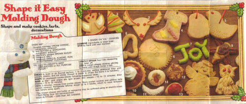 Shape It Easy Molding Dough By Pillsbury