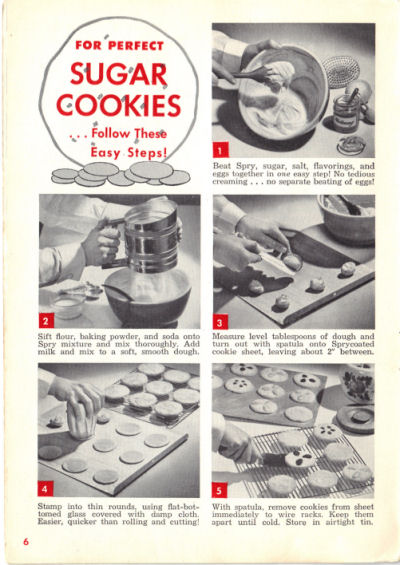 Page 6 of Cookbook - Click To View Larger Size
