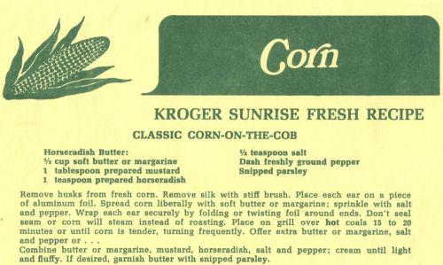 Classic Corn On The Cob Recipe