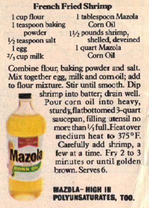 Recipe For French Fried Shrimp
