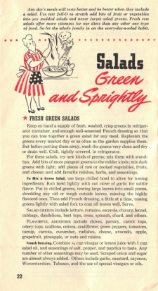 Salads Green And Sprightly - Page 22