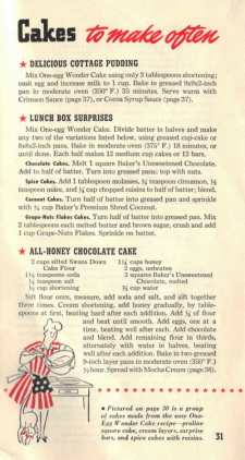 Cakes To Make Often - Page 32