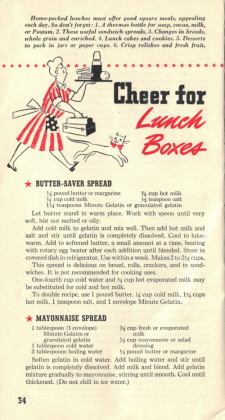 Cheer For Lunch Boxes - Page 34