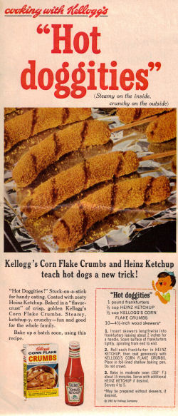 Hot Doggities Recipe Clipping