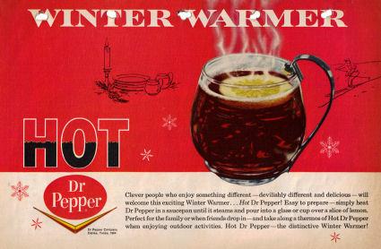 Hot Dr. Pepper Instructions