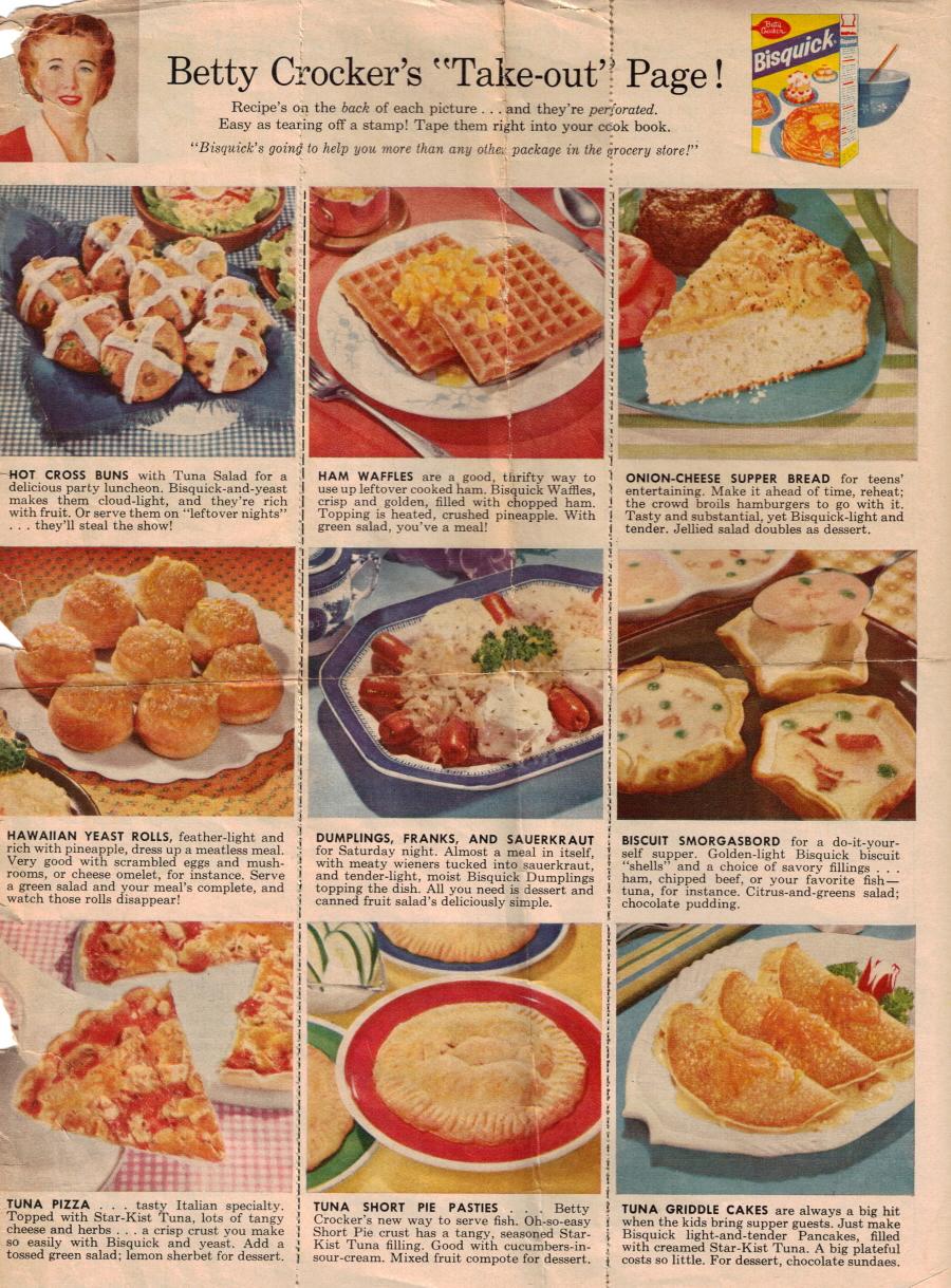 Easy Betty Crocker Recipes