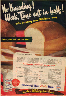 No Knead Special Bread Recipe - Click To View Larger