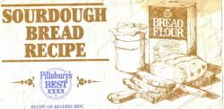 Sourdough Bread Recipe - Pillsbury' Best