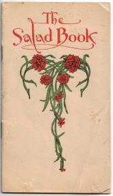 The Salad Book - 1910 - RecipeCurio.com