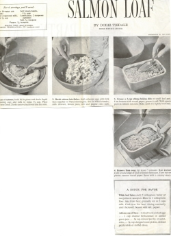 Salmon Loaf Recipe - Click To View Large