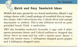 Sandwich Idea Side 2