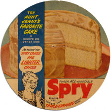 Spry Can Label Recipes - Click To View Larger