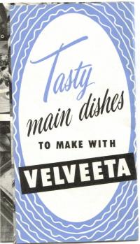 Vintage Velveeta Recipes